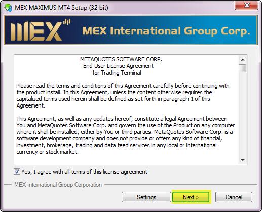 Hướng dẫn cài đặt và sử dụng phần mềm Metatrader 4