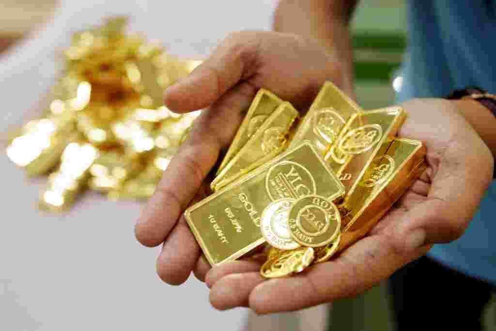Kinh doanh vàng và bạc hợp đồng tương lai