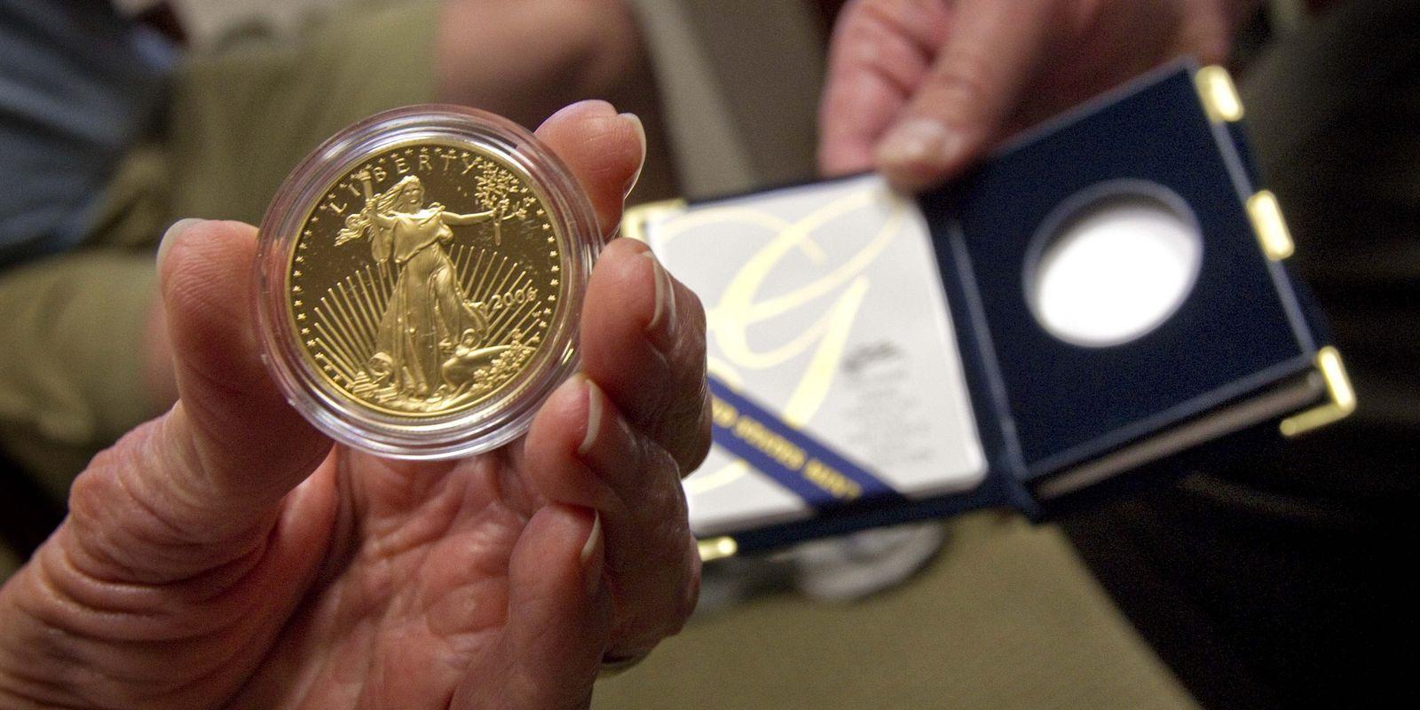 Vàng: một loại tiền tệ khác