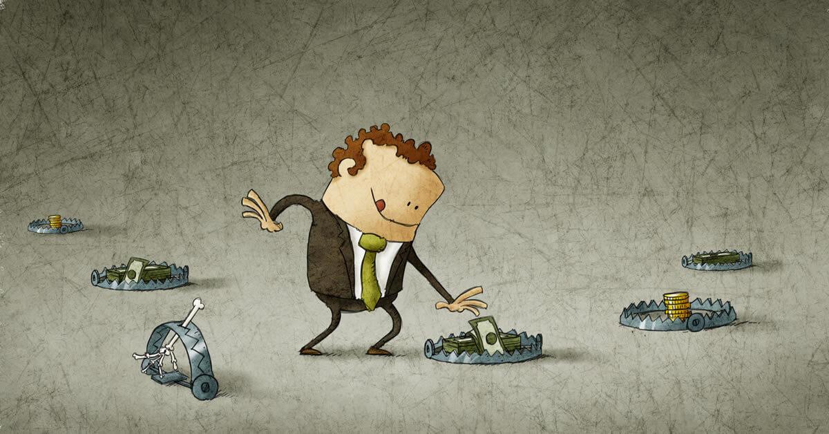 4 sai lầm tâm lý mà nhà đầu tư forex mới thường mắc phải