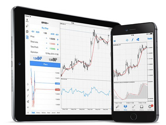 Metatrader 4 cho iPhone